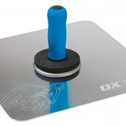 OX Pro Spaarbord Aluminium 33x33