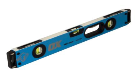 OX Pro heavy duty waterpas 90cm