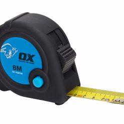 OX Trade Rolmaat 8m
