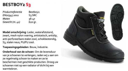 Safety Jogger Bestboy2
