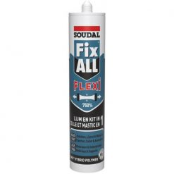 Soudal Fix All Flexi White 290ml (12pp)