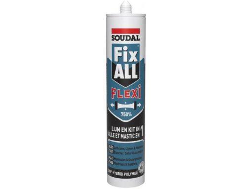 Soudal Fix All Flexi White 290ml (12pp)