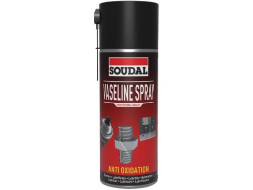 Soudal Vaseline spray 400ml (6pp)