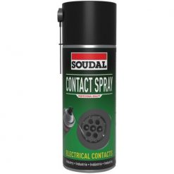 Soudal contact spray 400ml (6pp)