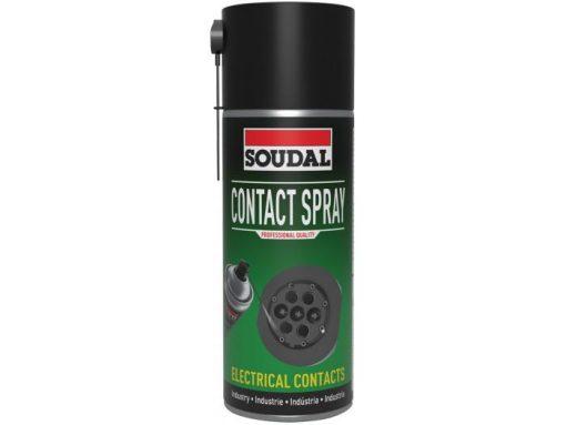 Soudal contact spray 400ml (6pp)