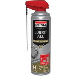 Soudal Lubricante all genius spray 300ml (6pp)